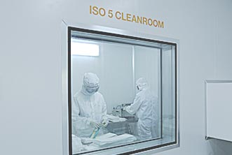 Cleanroom ISO 5