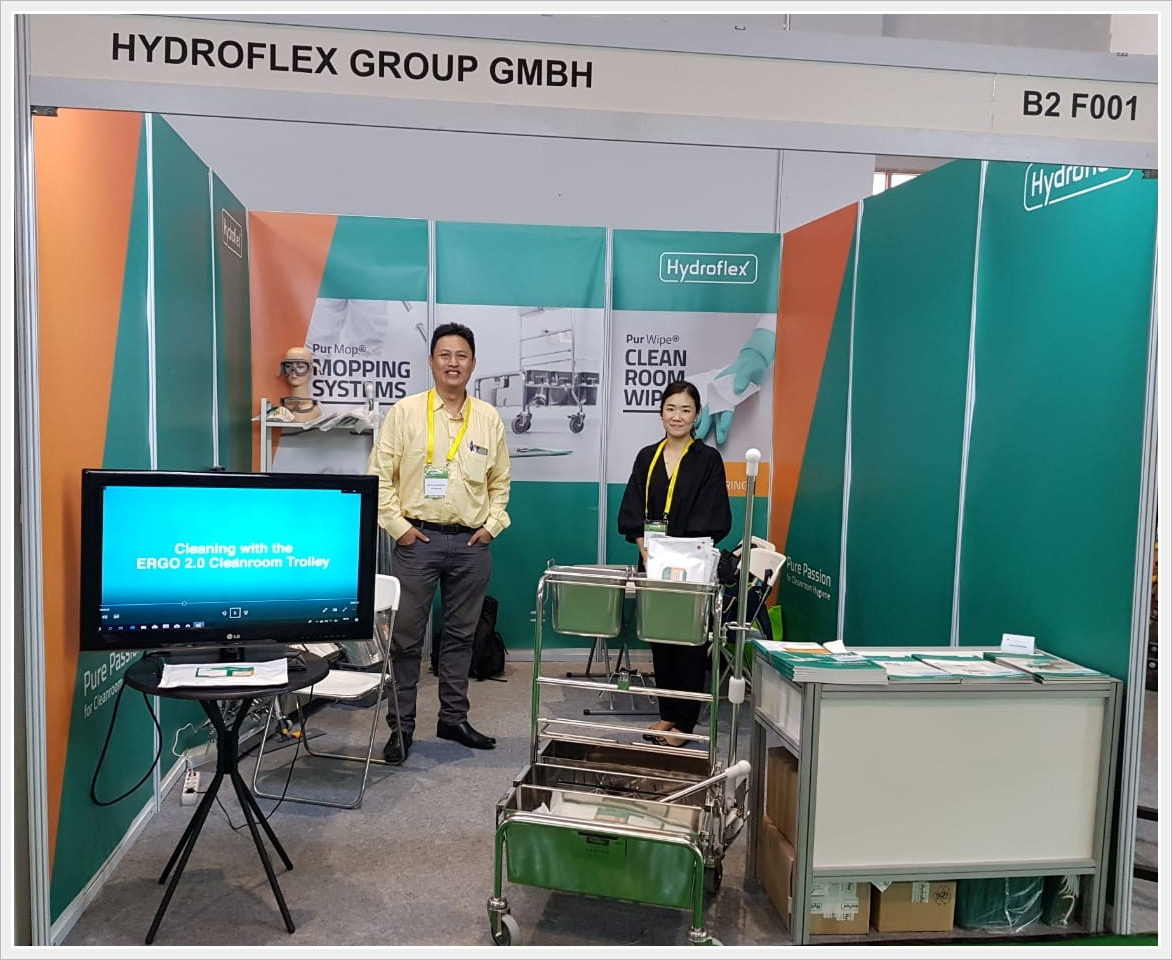 Hydroflex at IPEX Indonesia