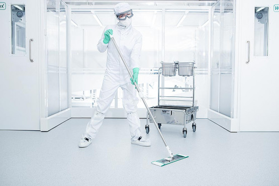 PurMop® Cleanroom Cleaning
